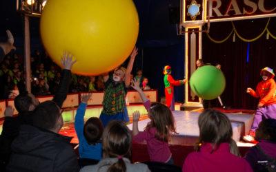 Unsere Zirkuswoche