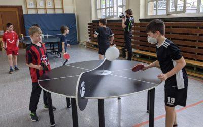 Tischtennis Schnuppertag